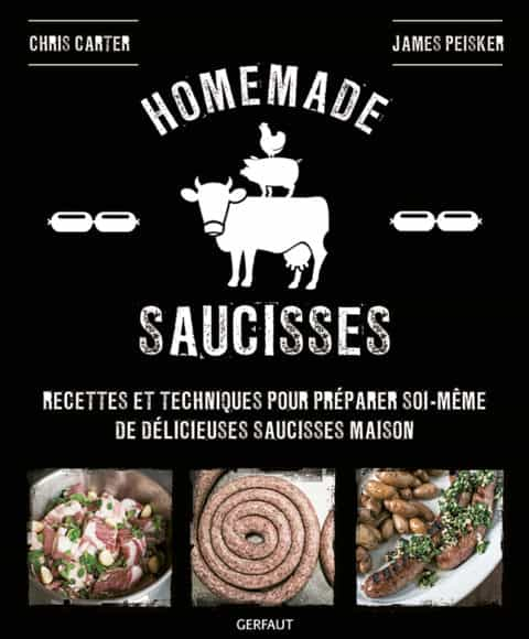 homemades saucisses