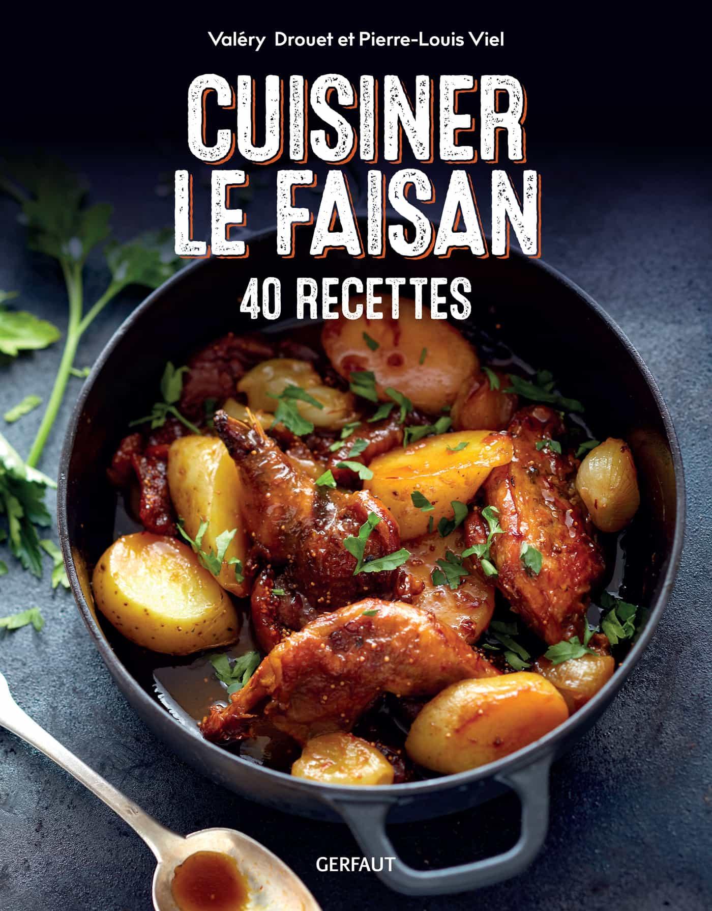 couv cuisiner faisan
