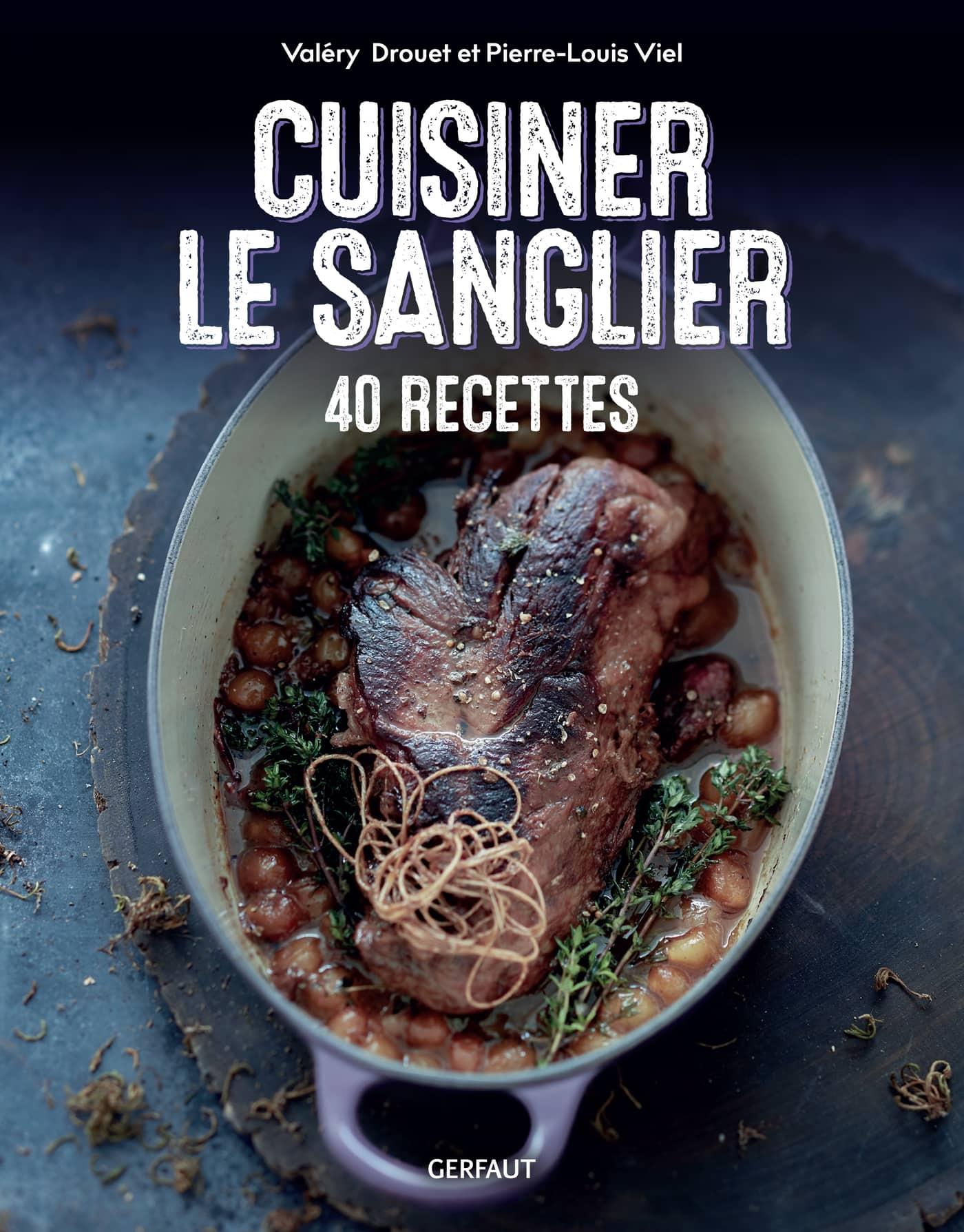 couv cuisiner sanglier