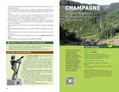 15 randos en Ardenne 2021 TOME 1
