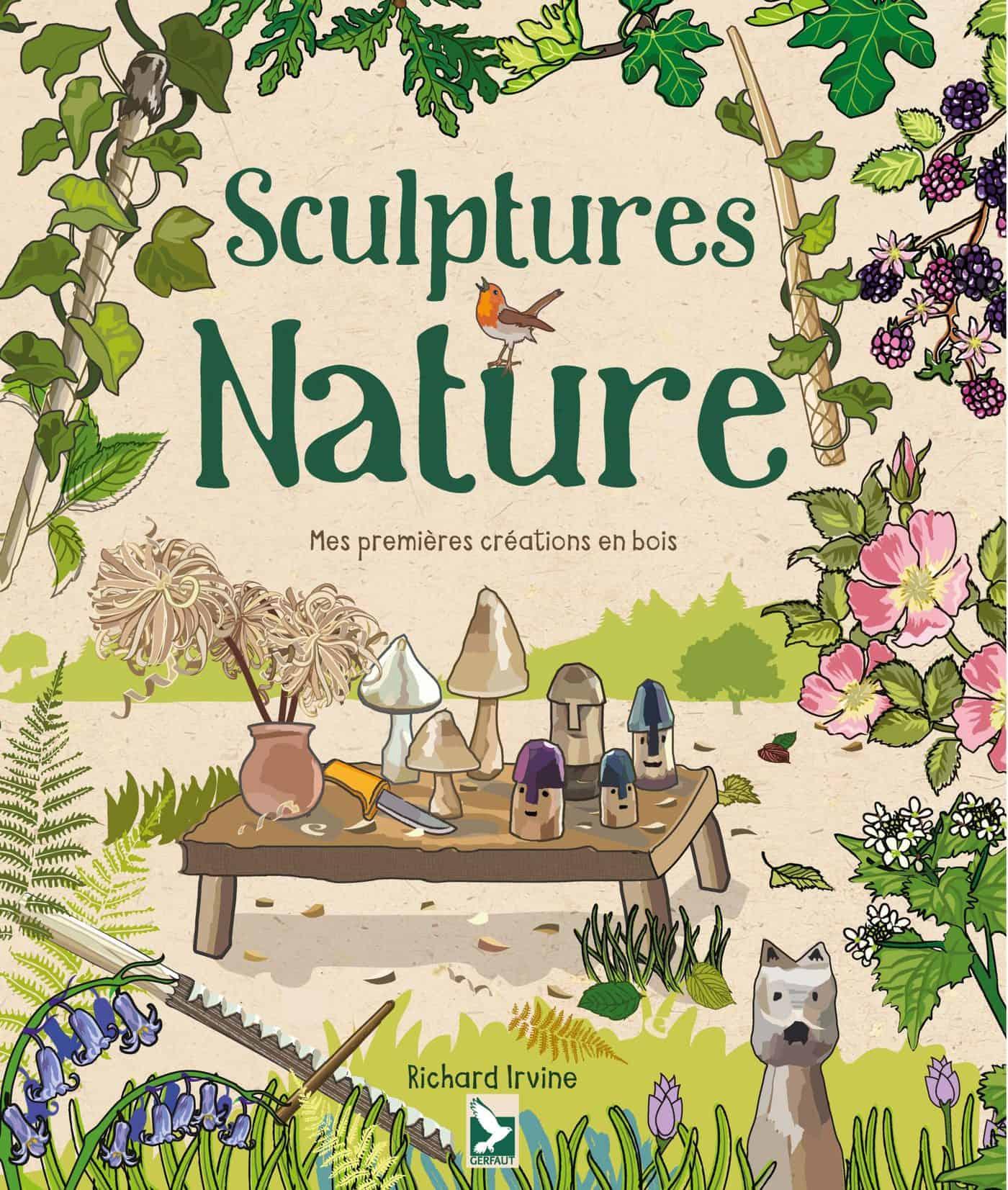 sculptures nature editions gerfaut