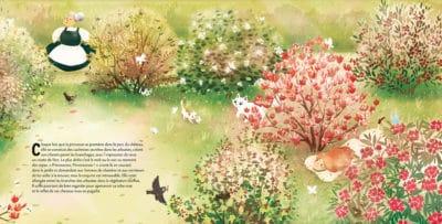 belle aux bois dormant 4