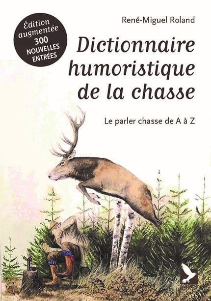 dictionnaire humoristique de la chasse couverture